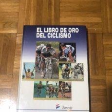 Coleccionismo deportivo: EL LIBRO DE ORO DEL CICLISMO - BANESTO 1991. Lote 179113583