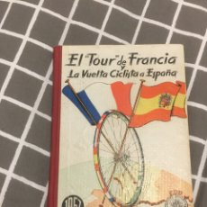 Coleccionismo deportivo: EL TOUR DE FRANCIA Y LA VUELTA CICLISTA A ESPAÑA 1957 (DINÁMICO). Lote 183858323