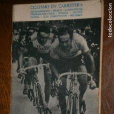 Coleccionismo deportivo: CICLISMO AGONOSTICO JUAN CARLOS PEREZ. Lote 190151400