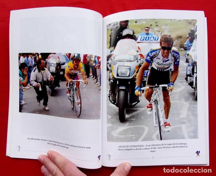 Coleccionismo deportivo: A RUEDA DE XACOBERO 93. MONDELO. CICLISMO. CICLISTA. BUEN ESTADO. - Foto 4 - 191776145