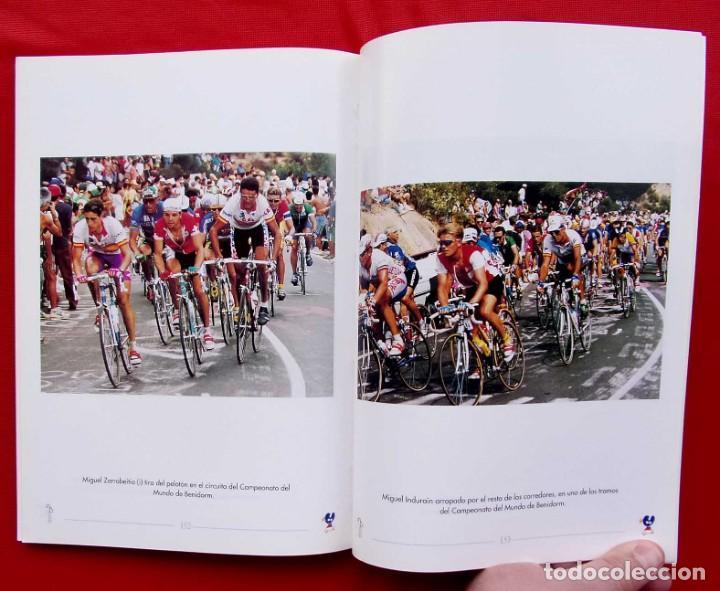 Coleccionismo deportivo: A RUEDA DE XACOBERO 93. MONDELO. CICLISMO. CICLISTA. BUEN ESTADO. - Foto 6 - 191776145