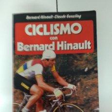 Coleccionismo deportivo: CICLISMO CON BERNARD HINAULT . Lote 193657011
