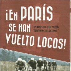 Coleccionismo deportivo: JON RIVAS ALBIZU-EN PARÍS SE HAN VUELTO LOCOS.CÓRNER.2014.. Lote 193663668