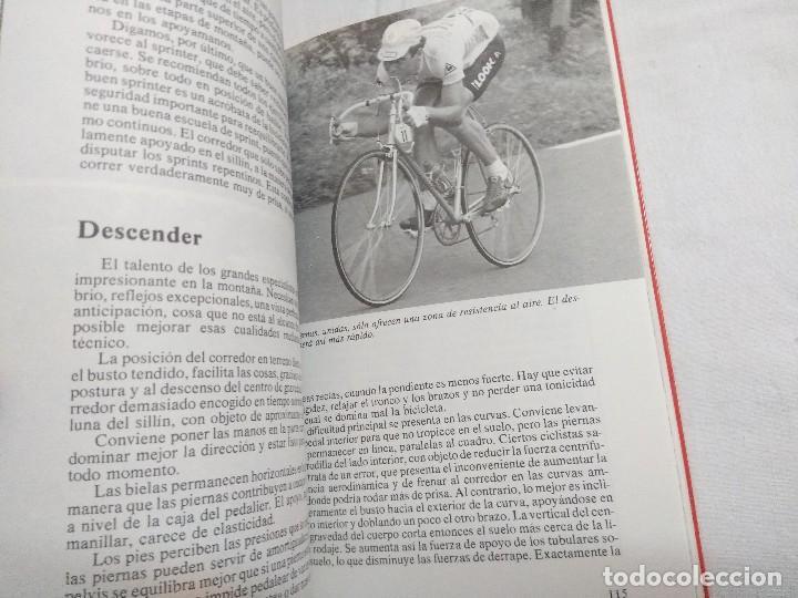 Coleccionismo deportivo: CICLISMO CON BERNARD HINAULT. - Foto 2 - 193721935
