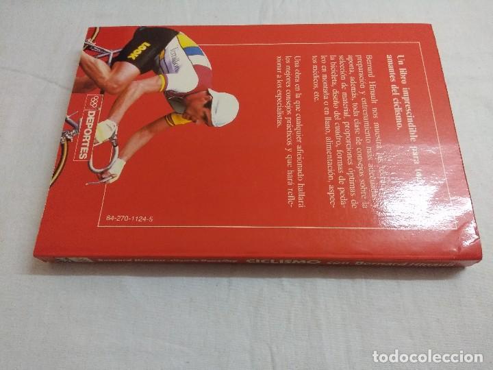 Coleccionismo deportivo: CICLISMO CON BERNARD HINAULT. - Foto 7 - 193721935