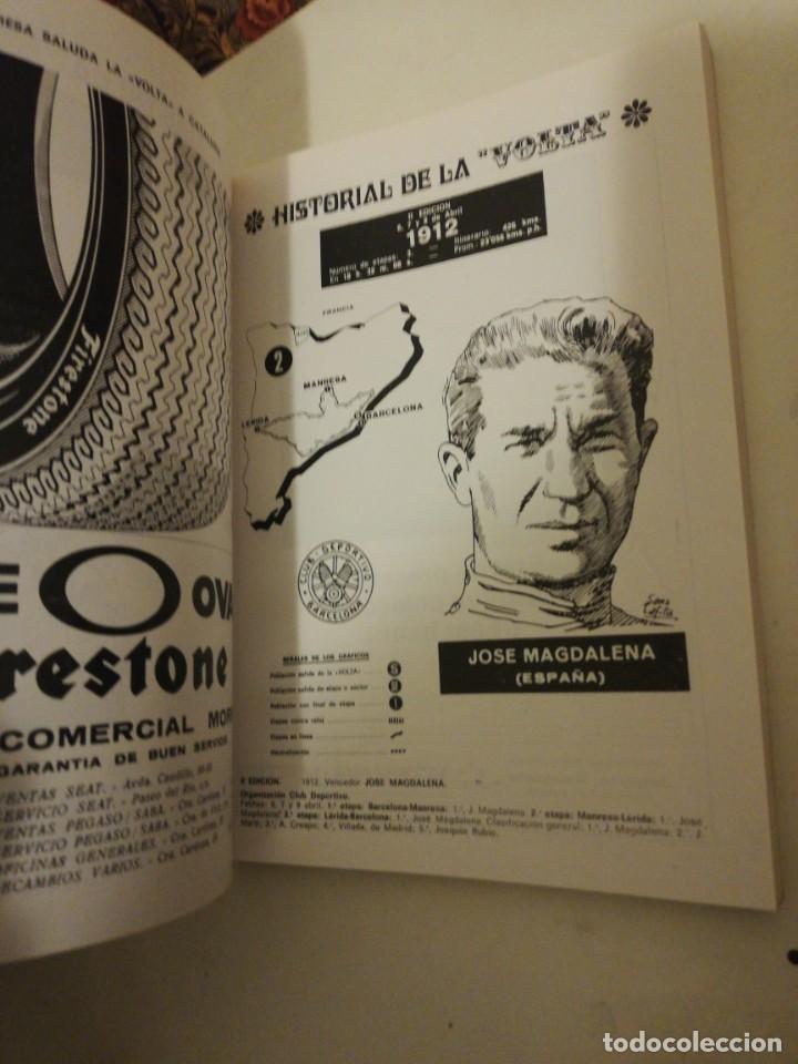Coleccionismo deportivo: 51 VOLTA A CATALUÑA , PROGRAMA OFICIAL 14-19 SEPTIEMBRE 1971, - Foto 3 - 193772406