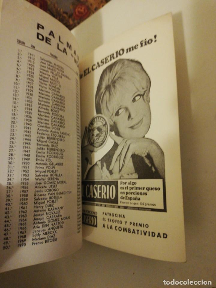 Coleccionismo deportivo: 51 VOLTA A CATALUÑA , PROGRAMA OFICIAL 14-19 SEPTIEMBRE 1971, - Foto 7 - 193772406
