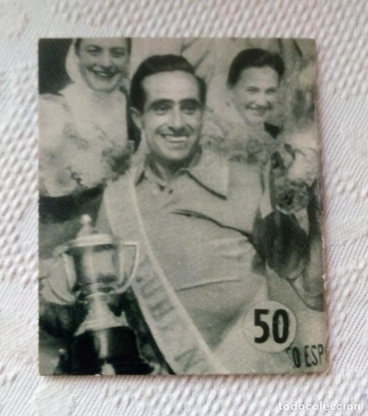 Coleccionismo deportivo: MINILIBRO EDITORIAL DEPORTIVA FHER Nº 50 - EL DEPORTE EL MÚSCULO Y EL CEREBRO - AÑOS 50. - Foto 2 - 193842298