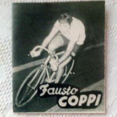 Coleccionismo deportivo: MINILIBRO EDITORIAL DEPORTIVA FHER Nº 49 - FAUSTO COPPI - AÑOS 50.. Lote 193843037