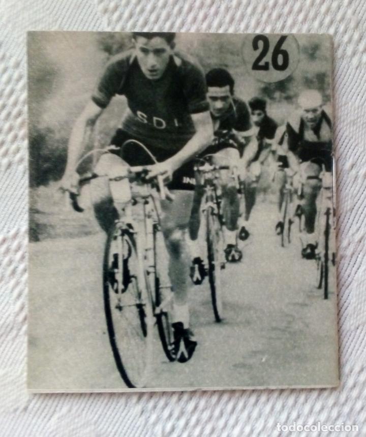 Coleccionismo deportivo: MINILIBRO EDITORIAL DEPORTIVA FHER Nº 26 - ANECDOTAS DEPORTIVAS - AÑOS 50. - Foto 2 - 193844976