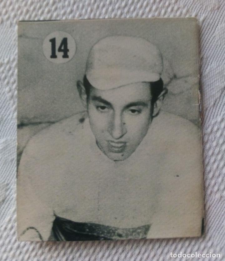 Coleccionismo deportivo: MINILIBRO EDITORIAL DEPORTIVA FHER Nº 14 - MISERIAS Y GRANDEZAS DEL TOUR - AÑOS 50. - Foto 2 - 193846557