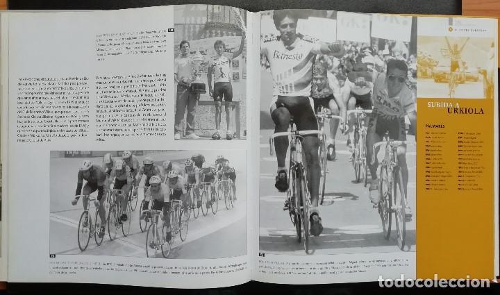 Coleccionismo deportivo: ANTOLOGÍA FOTOGRÁFICA DEL CICLISMO. 500 IMÁGENES CON HISTORIA. Tomo I. LIBRO TAPA DURA. 2004 - Foto 5 - 198469166