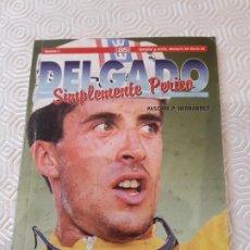 Coleccionismo deportivo: DELGADO. SIMPLEMENTE PERICO. AS. 1994.. Lote 198999348