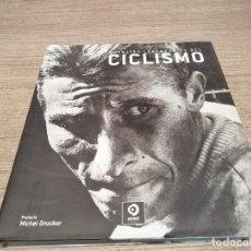 Collectionnisme sportif: LIBRO DE CICLISMO RETRATOS LEGENDARIOS, EDIMAT.. Lote 203997637