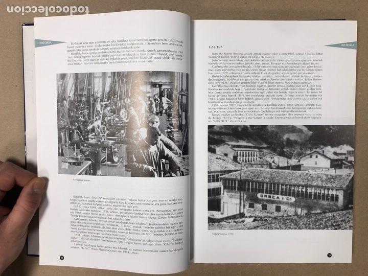 Coleccionismo deportivo: TXIRRINDULARITZA EIBAR (1910 - 1993). JUANJO SEBASTIÁN - BEGOÑA AZPIRI. CLUB CICLISTA EIBARRES - Foto 3 - 204526200