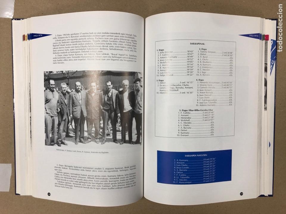 Coleccionismo deportivo: TXIRRINDULARITZA EIBAR (1910 - 1993). JUANJO SEBASTIÁN - BEGOÑA AZPIRI. CLUB CICLISTA EIBARRES - Foto 7 - 204526200