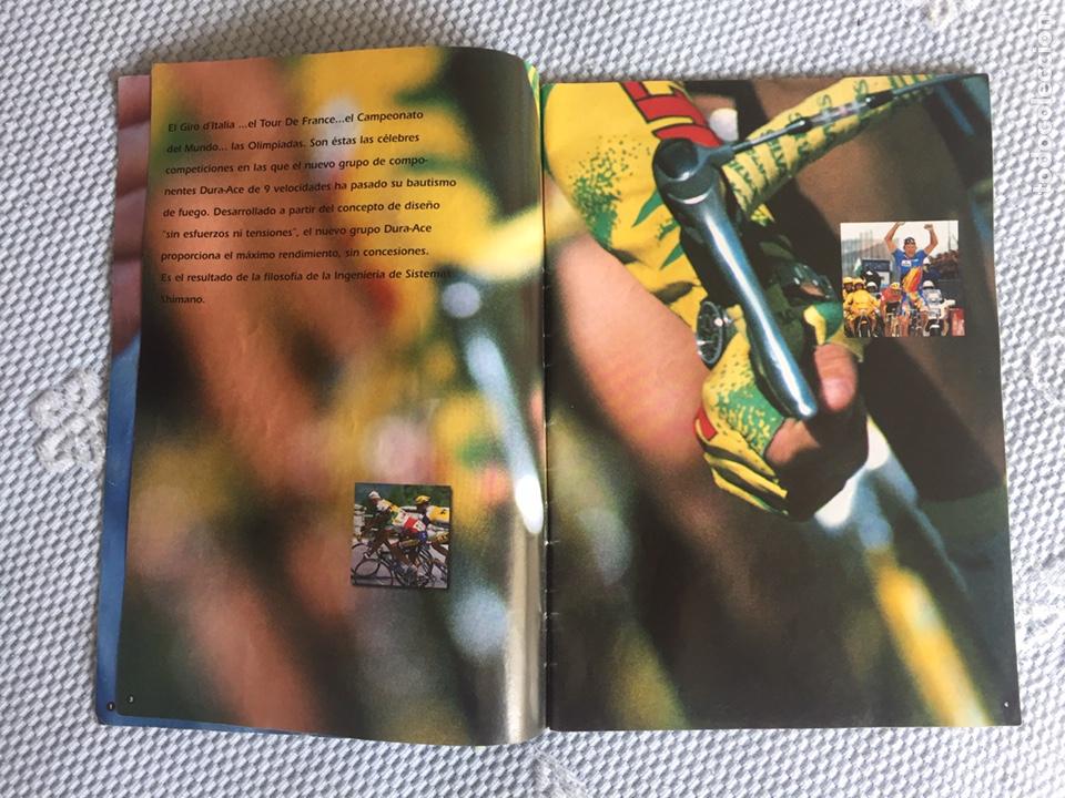 Coleccionismo deportivo: Catalogo de componentes de bicicleta 1997 - Foto 2 - 206512663