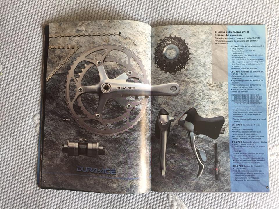 Coleccionismo deportivo: Catalogo de componentes de bicicleta 1997 - Foto 6 - 206512663