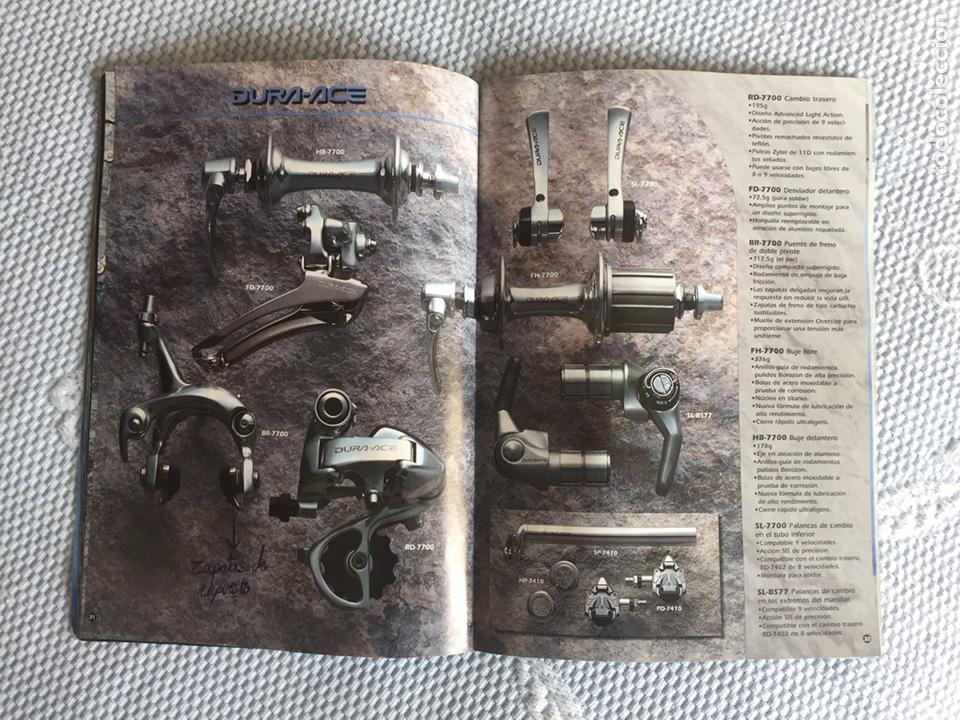 Coleccionismo deportivo: Catalogo de componentes de bicicleta 1997 - Foto 7 - 206512663