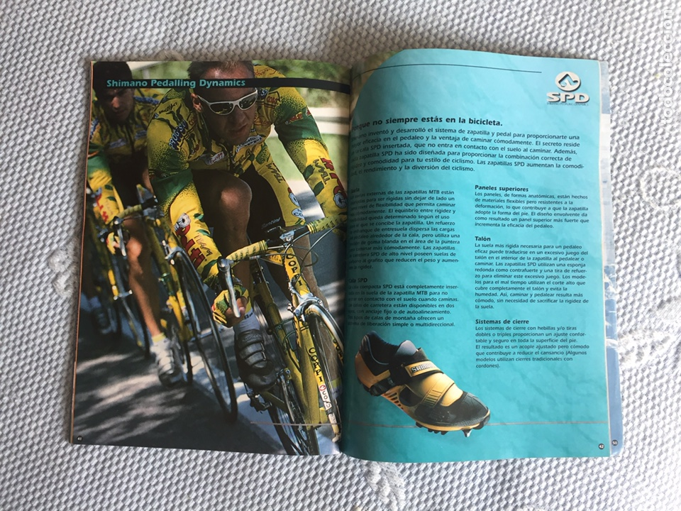 Coleccionismo deportivo: Catalogo de componentes de bicicleta 1997 - Foto 9 - 206512663