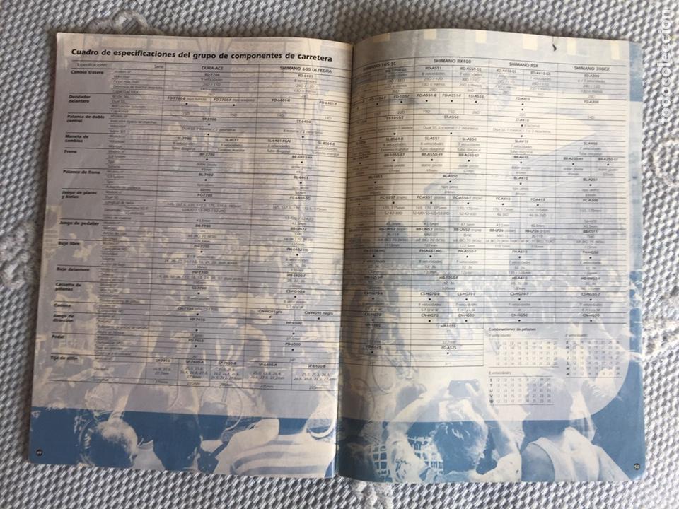 Coleccionismo deportivo: Catalogo de componentes de bicicleta 1997 - Foto 10 - 206512663