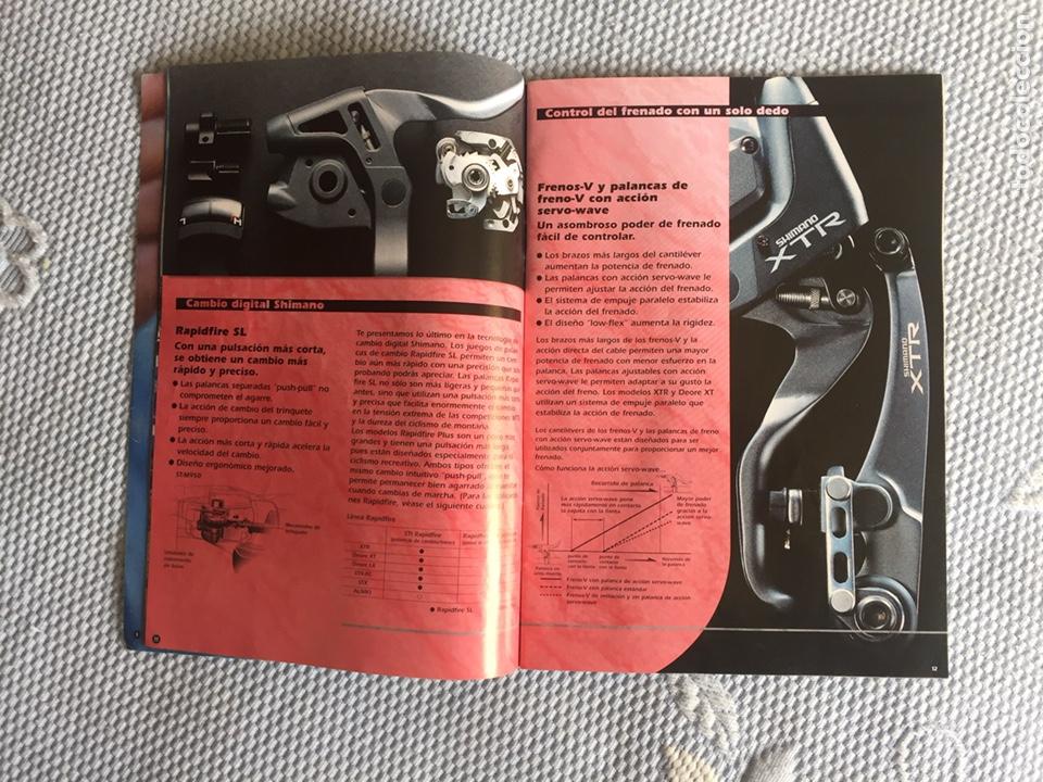 Coleccionismo deportivo: Catalogo de componentes de bicicleta 1997 - Foto 11 - 206512663