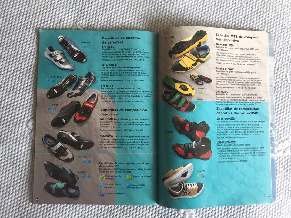 Coleccionismo deportivo: Catalogo de componentes de bicicleta 1997 - Foto 13 - 206512663