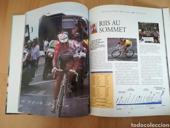 Coleccionismo deportivo: TOUR DE FRANCE 1996. Libro Oficial. - Foto 2 - 208064831