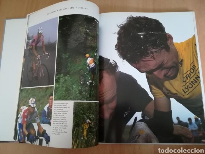 Coleccionismo deportivo: TOUR DE FRANCE 1996. Libro Oficial. - Foto 3 - 208064831