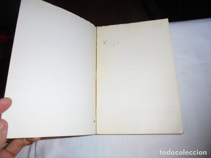 Coleccionismo deportivo: CICLO DE DOLOR.J.M.FUENTE(TARANGU).OVIEDO 1977.-2ª EDICION - Foto 2 - 209616905