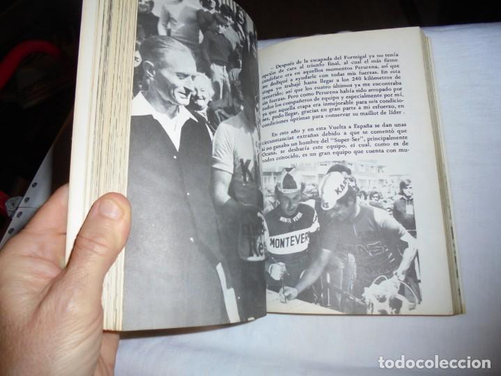 Coleccionismo deportivo: CICLO DE DOLOR.J.M.FUENTE(TARANGU).OVIEDO 1977.-2ª EDICION - Foto 7 - 209616905