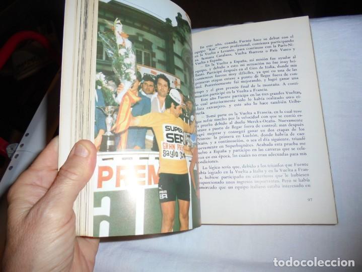 Coleccionismo deportivo: CICLO DE DOLOR.J.M.FUENTE(TARANGU).OVIEDO 1977.-2ª EDICION - Foto 8 - 209616905