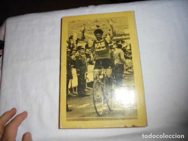 Coleccionismo deportivo: CICLO DE DOLOR.J.M.FUENTE(TARANGU).OVIEDO 1977.-2ª EDICION - Foto 10 - 209616905
