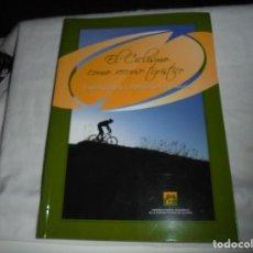 Coleccionismo deportivo: EL ANILLO CICLISTA DE LA MONTAÑA CENTRAL DE ASTURIAS.EL CICLISMO COMO RECURSO TURISTICO.2008. Lote 209619560
