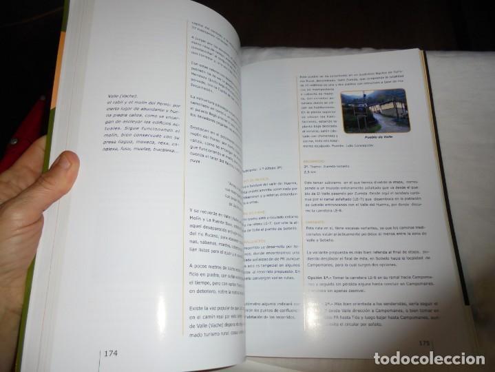 Coleccionismo deportivo: EL ANILLO CICLISTA DE LA MONTAÑA CENTRAL DE ASTURIAS.EL CICLISMO COMO RECURSO TURISTICO.2008 - Foto 5 - 209619560