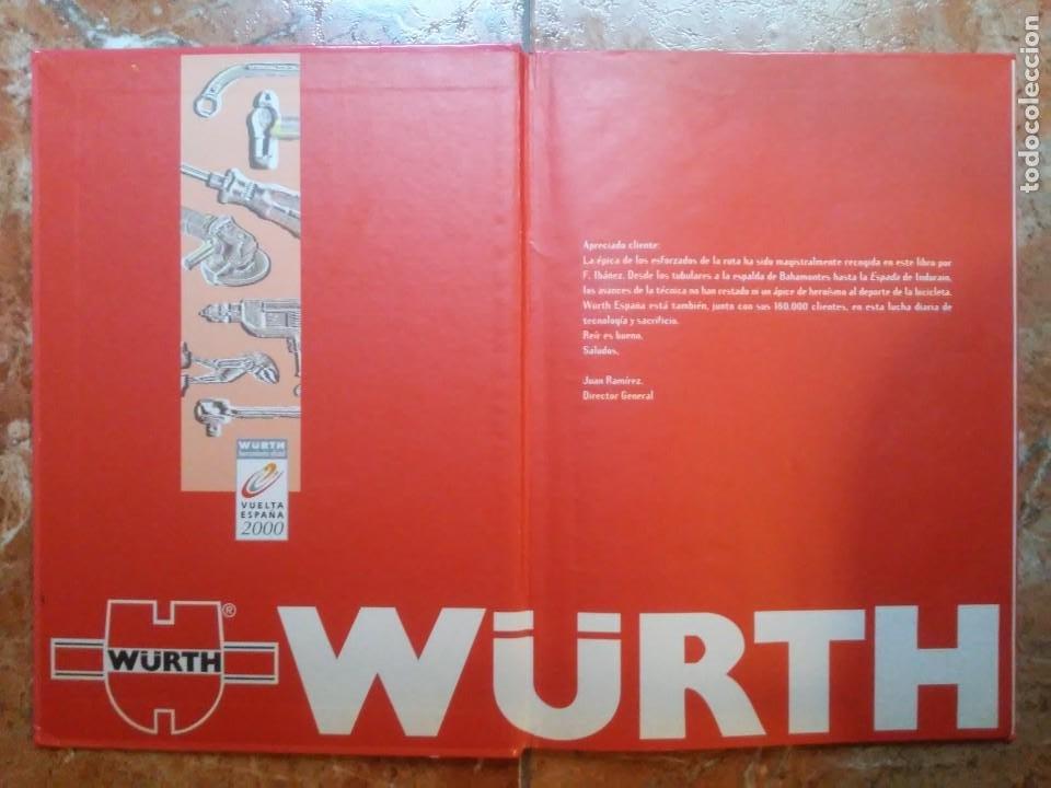 Coleccionismo deportivo: Mortadelo y Filemón La Vuelta Würth herramienta oficial Vuelta a España - Foto 7 - 210205308