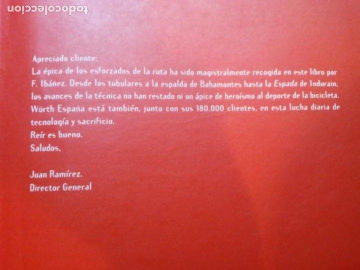 Coleccionismo deportivo: Mortadelo y Filemón La Vuelta Würth herramienta oficial Vuelta a España - Foto 8 - 210205308