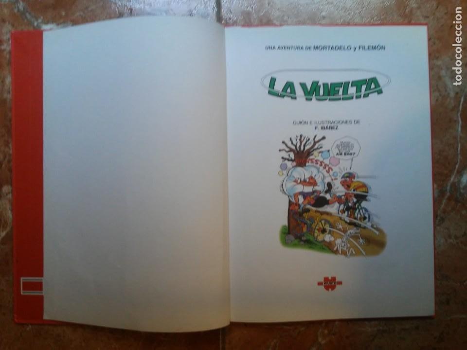 Coleccionismo deportivo: Mortadelo y Filemón La Vuelta Würth herramienta oficial Vuelta a España - Foto 9 - 210205308