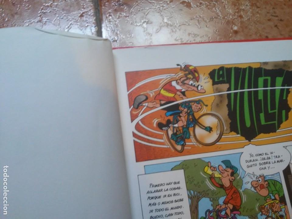 Coleccionismo deportivo: Mortadelo y Filemón La Vuelta Würth herramienta oficial Vuelta a España - Foto 10 - 210205308