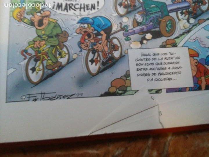 Coleccionismo deportivo: Mortadelo y Filemón La Vuelta Würth herramienta oficial Vuelta a España - Foto 11 - 210205308
