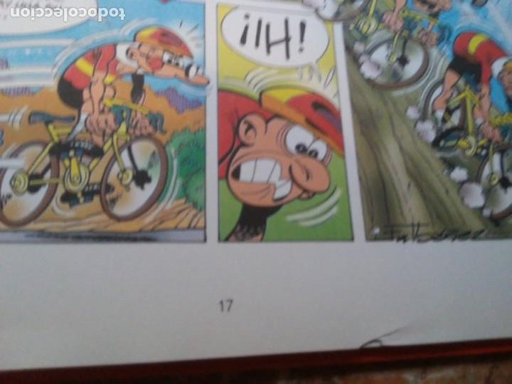 Coleccionismo deportivo: Mortadelo y Filemón La Vuelta Würth herramienta oficial Vuelta a España - Foto 15 - 210205308