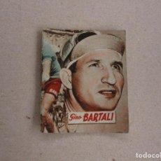 Colecionismo desportivo: FHER DEPORTIVA LIBRITO MINILIBRO Nº 53 GINO BARTALI. Lote 211590969