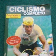Coleccionismo deportivo: CICLISMO COMPLETO. Lote 214330888