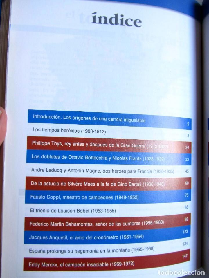 Coleccionismo deportivo: 100 años del tour de Francia. Luis MiIguel Gonzalez. - Foto 6 - 217254368