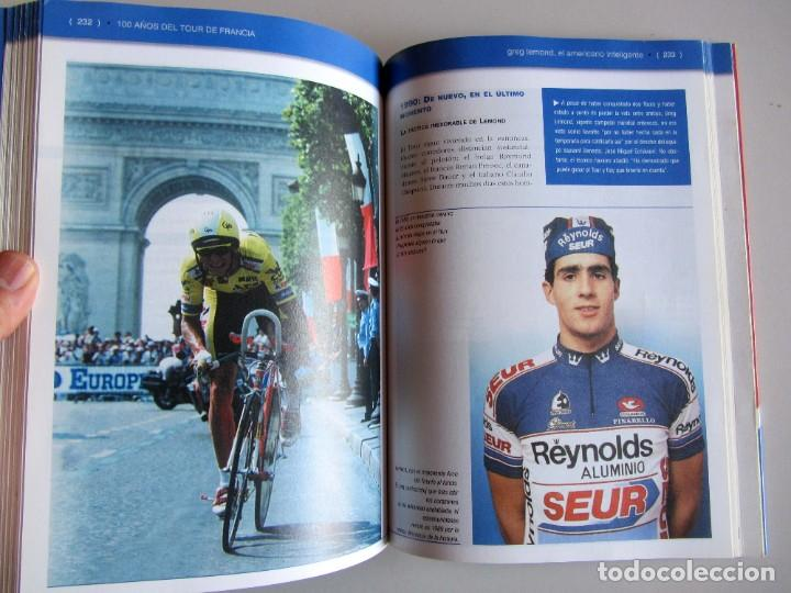 Coleccionismo deportivo: 100 años del tour de Francia. Luis MiIguel Gonzalez. - Foto 9 - 217254368