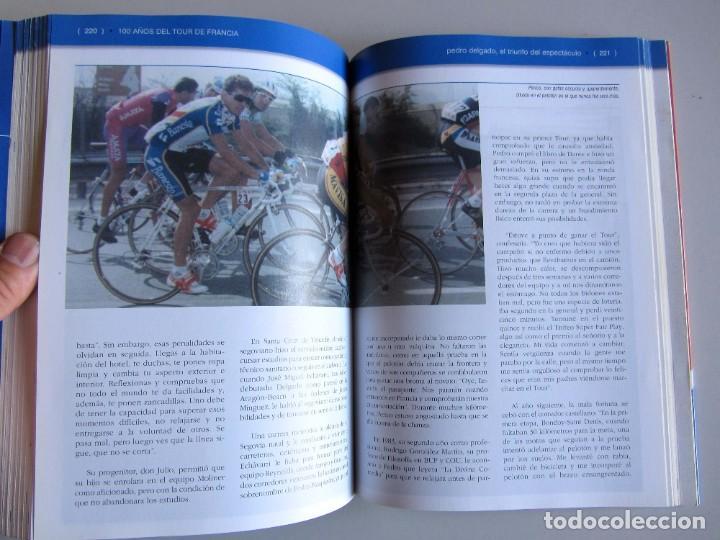 Coleccionismo deportivo: 100 años del tour de Francia. Luis MiIguel Gonzalez. - Foto 10 - 217254368