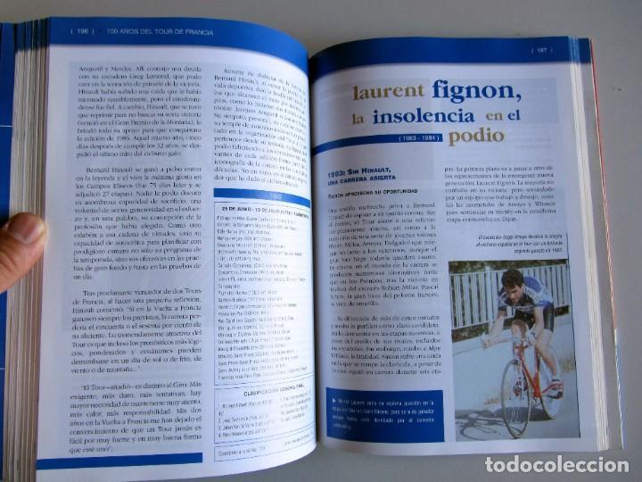 Coleccionismo deportivo: 100 años del tour de Francia. Luis MiIguel Gonzalez. - Foto 11 - 217254368