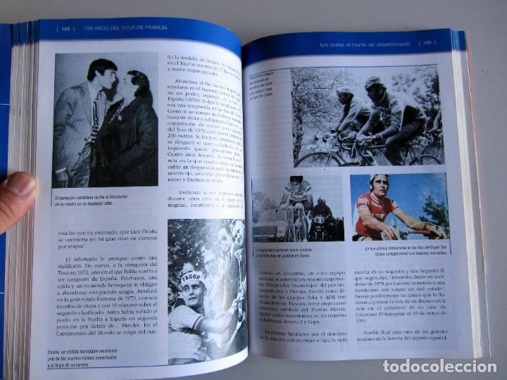 Coleccionismo deportivo: 100 años del tour de Francia. Luis MiIguel Gonzalez. - Foto 12 - 217254368