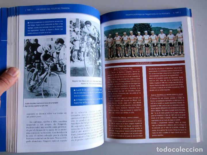 Coleccionismo deportivo: 100 años del tour de Francia. Luis MiIguel Gonzalez. - Foto 13 - 217254368