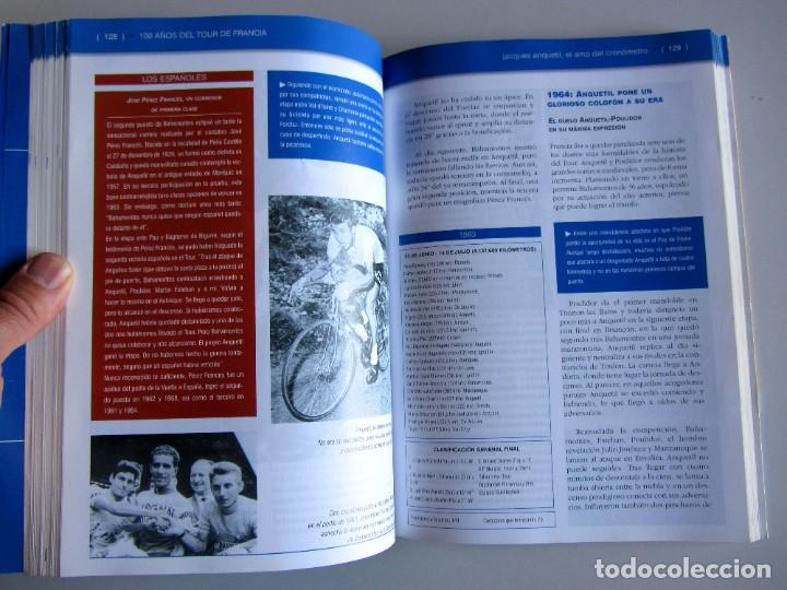 Coleccionismo deportivo: 100 años del tour de Francia. Luis MiIguel Gonzalez. - Foto 14 - 217254368